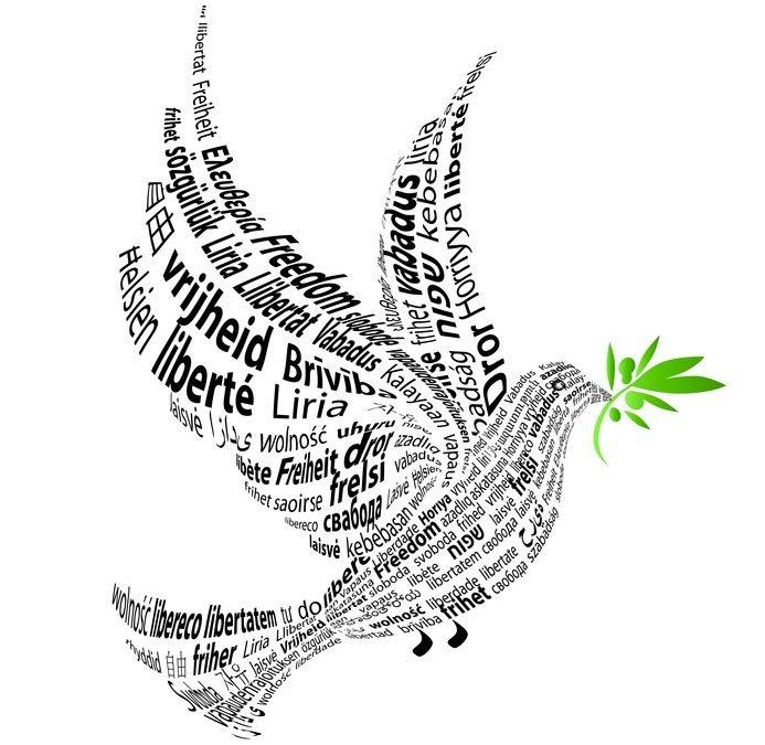 CG Traduction & Interprétation traduit le mot « liberté » en 212 langues