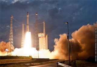 CG dans les étoiles avec Arianespace !