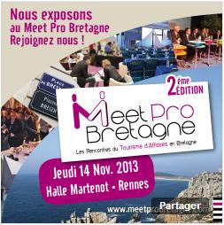 CG traduction et interprétation au salon Meet pro Bretagne