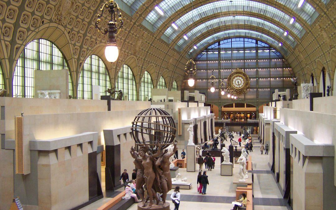 CG collabore avec le musée d'Orsay