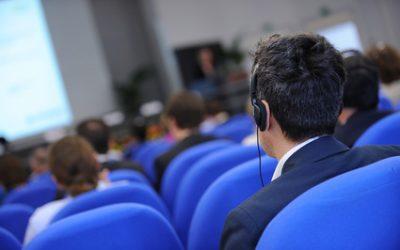 Profession : Interprète de conférences. Qui sont-ils ?