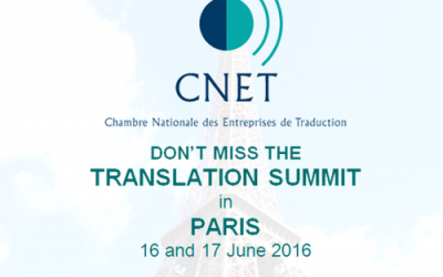 Michael AGUILAR intervient à la conférence de la CNET le 17 juin 2016