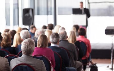 Training and working as a conference interpreter