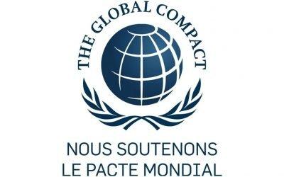 CG a signé le Pacte des Nations Unies