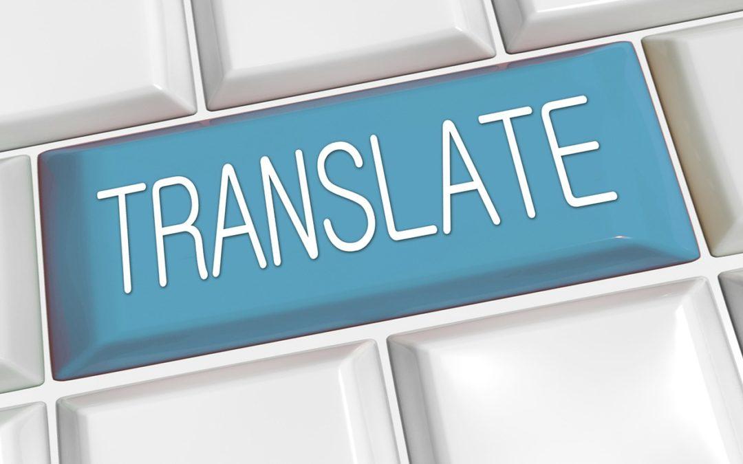 3 conseils pour une bonne traduction corporate