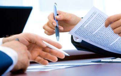Traduction juridique : les contrats