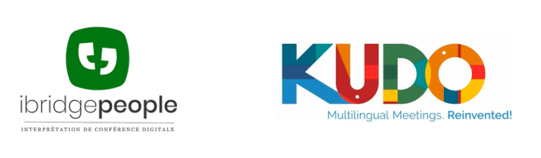Logos Ibridgepeople et Kudo